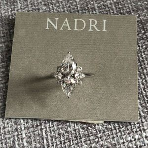 NEW WITH TAGS - Nadri costume ring